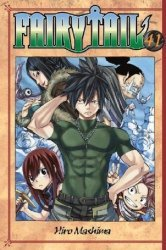 Kodansha Comics's Fairy Tail Soft Cover # 41