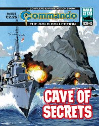 D.C. Thomson & Co.'s Commando: For Action and Adventure Issue # 5224
