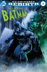DC Comics's All-Star Batman Issue # 8fan expo