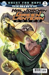 DC Comics's Hal Jordan and the Green Lantern Corps Issue # 16