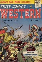 Prize Publications's Prize Comics Western Issue # 112