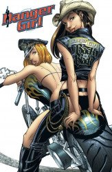 IDW Publishing's Danger Girl: Back in Black TPB # 1
