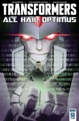 IDW Publishing's Transformers Issue # 53