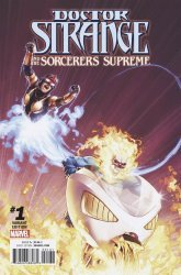 Marvel's Doctor Strange and The Sorcerers Supreme Issue # 1c