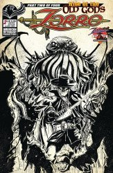 American Mythology's Zorro: Rise of the Old Gods Issue # 2b