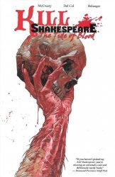 IDW Publishing's Kill Shakespeare TPB # 3
