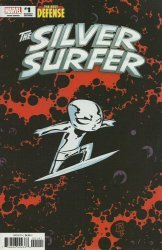 Marvel Comics's Silver Surfer: The Best Defense Issue # 1d