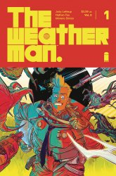 Image Comics's The Weatherman Issue # 1
