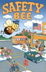 Discovery Comics's Safety Bee Issue nn