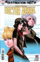 Marvel Comics's Doctor Aphra Issue # 40