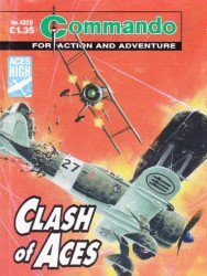 D.C. Thomson & Co.'s Commando: For Action and Adventure Issue # 4326