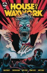 Waxwork Comics's House of Waxwork Issue # 2