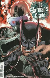 DC Comics's The Batman's Grave Issue # 3