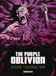 Behemoth Entertainment LLC's The Purple Oblivion Soft Cover # 1b