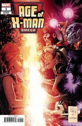 Marvel Comics's Age of X-Man: Omega Issue # 1b