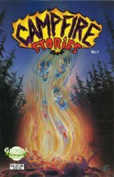 Global Comics's Campfire Stories Issue # 1