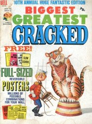 Major Magazines's Biggest Greatest Cracked Issue # 10