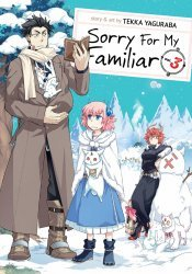 Seven Seas Entertainment's Sorry For My Familiar Soft Cover # 3