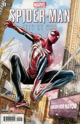 Marvel Comics's Marvel's Spider-Man: City at War Issue # 2b