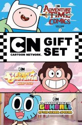 BOOM! Studios's Cartoon Network TPB Gift Set