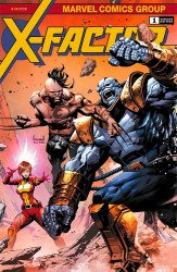 Marvel Comics's X-Factor Issue # 1unknown