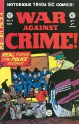 Gemstone Publishing's War Against Crime! Issue # 8