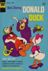 Gold Key's Donald Duck Issue # 142whitman