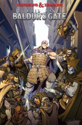 IDW Publishing's Dungeons & Dragons: Evil at Baldur's Gate TPB # 1