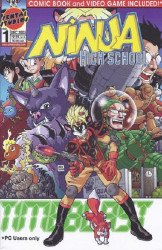 Sentai Studios's Ninja High School: Timeblast Issue # 1