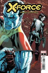 Marvel Comics's X-Force Issue # 8