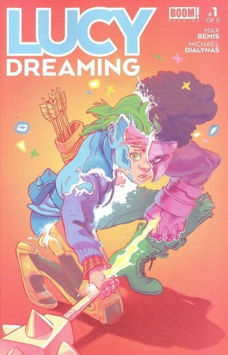 Studioss Lucy Dreaming Issue 1c2e2