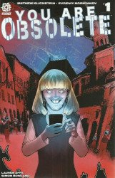 After-Shock Comics's You Are Obsolete Issue # 1