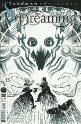 DC Black Label's The Dreaming Issue # 15