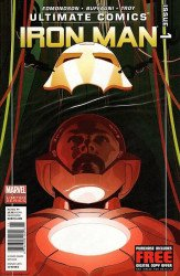 Ultimate Marvel's Ultimate Comics: Iron Man Issue # 1b