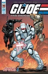 IDW Publishing's G.I. Joe: A Real American Hero Issue # 230sub-b