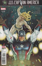 Marvel Comics's Captain America: Steve Rogers Issue # 19