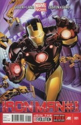 Marvel Comics's Iron Man Issue # 1