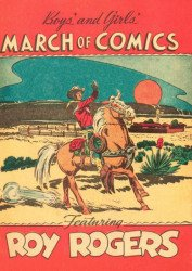 Western Printing Co.'s March of Comics Issue # 35