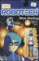 Titan Comics's Robotech Issue # 8b