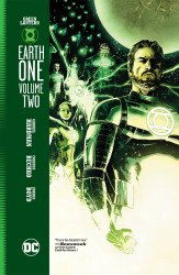 DC Comics's Green Lantern: Earth One Hard Cover # 2