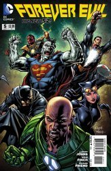 DC Comics's Forever Evil Issue # 5