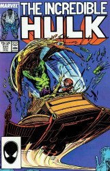 Marvel Comics's Incredible Hulk Issue # 331