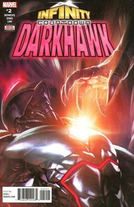Infinity Countdown: Darkhawk 2 (Marvel Comics) - ComicBookRealm com