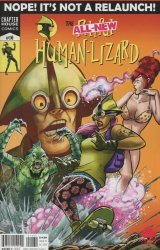 Chapter House Publishing Inc.'s The Pitiful Human-Lizard Issue # 10c