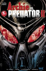 Archie Comics Group's Archie vs Predator 2 Issue # 5