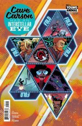 DC Comics's Cave Carson Has an Interstellar Eye Issue # 2