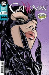 DC Comics's Catwoman Issue # 7