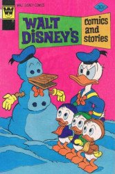 Gold Key's Walt Disney's Comics and Stories Issue # 438whitman
