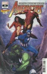 Marvel Comics's Avengers Issue # 33b