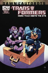 IDW Publishing's Transformers: More than Meets the Eye Issue # 32sub